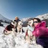 Activiteiten op wintersport in Frankrijk