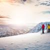 Gear en gadgets in de sneeuw