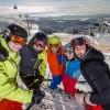 Wintersport in de Tsjechische bergen