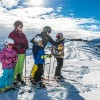 Populaire wintersportbestemming voor families