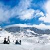 Skiën in de zonovergoten Stubai Vallei