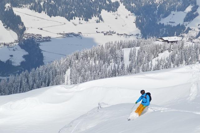 SkiJuwel Freeride cursus voor beginners