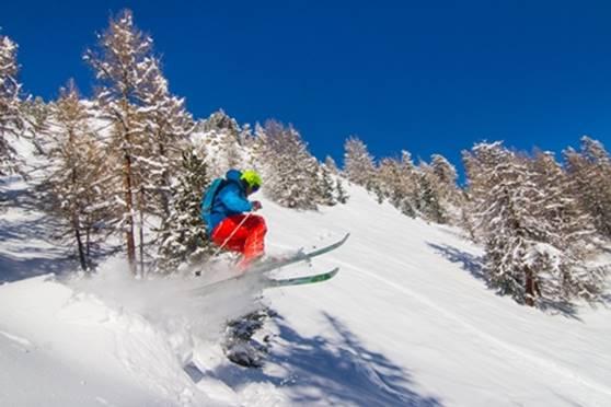 Livigno beste freeride hotspot van Italië