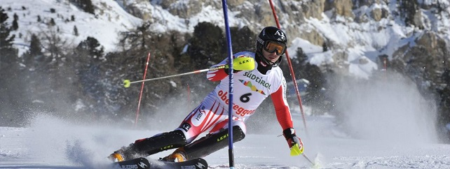 Europacup Slalom Obereggen