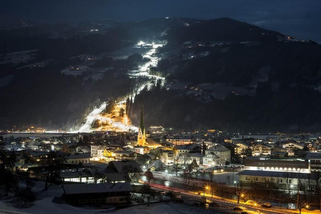 Zillertal Arena nieuwe afdaling
