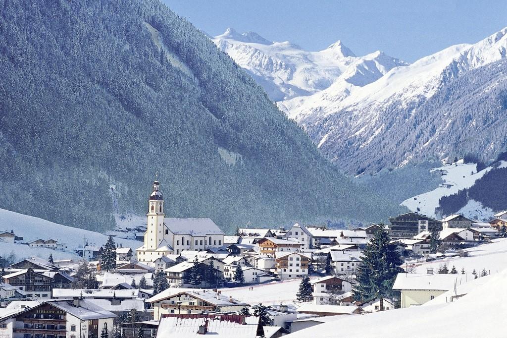 Stubaital Tirol Oostenrijk