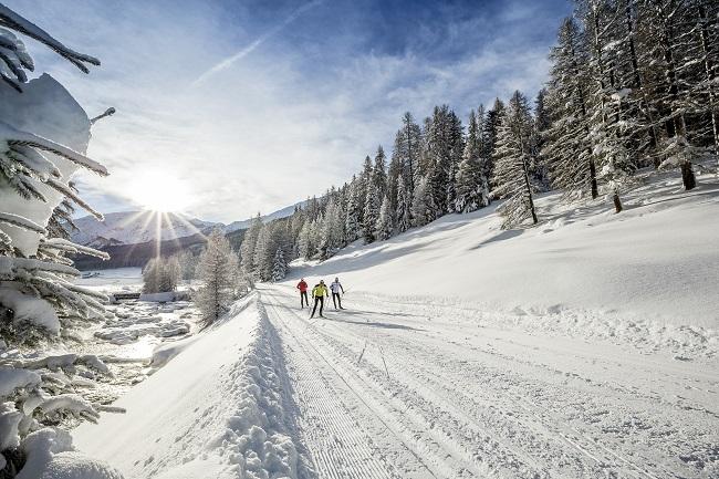 Langlaufen in Val Müstair