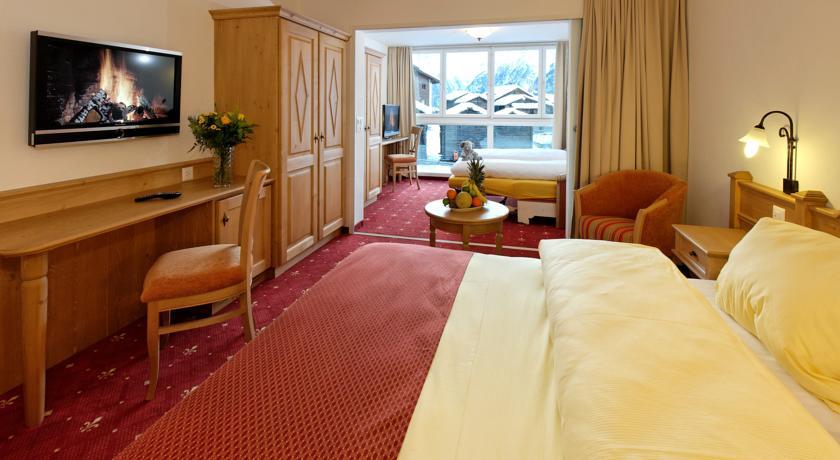Matterhorn Valley Hotel Desirée Grächen