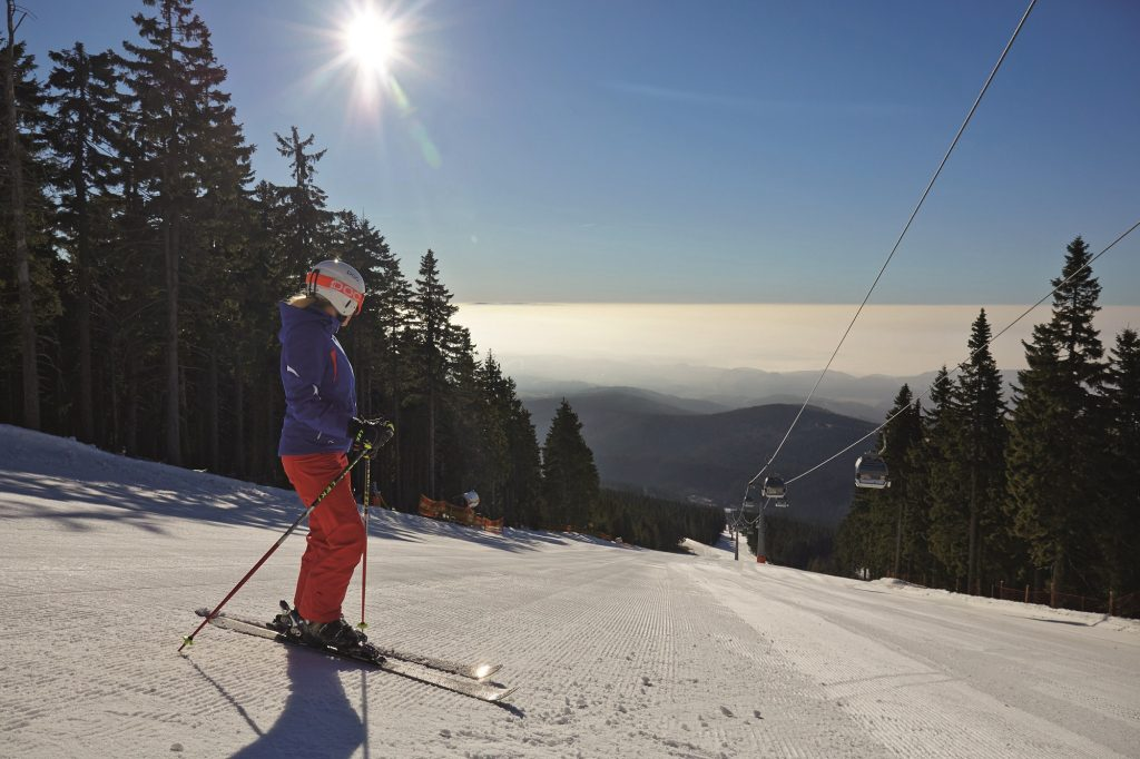 Wintersport Cerna Hora-Pec