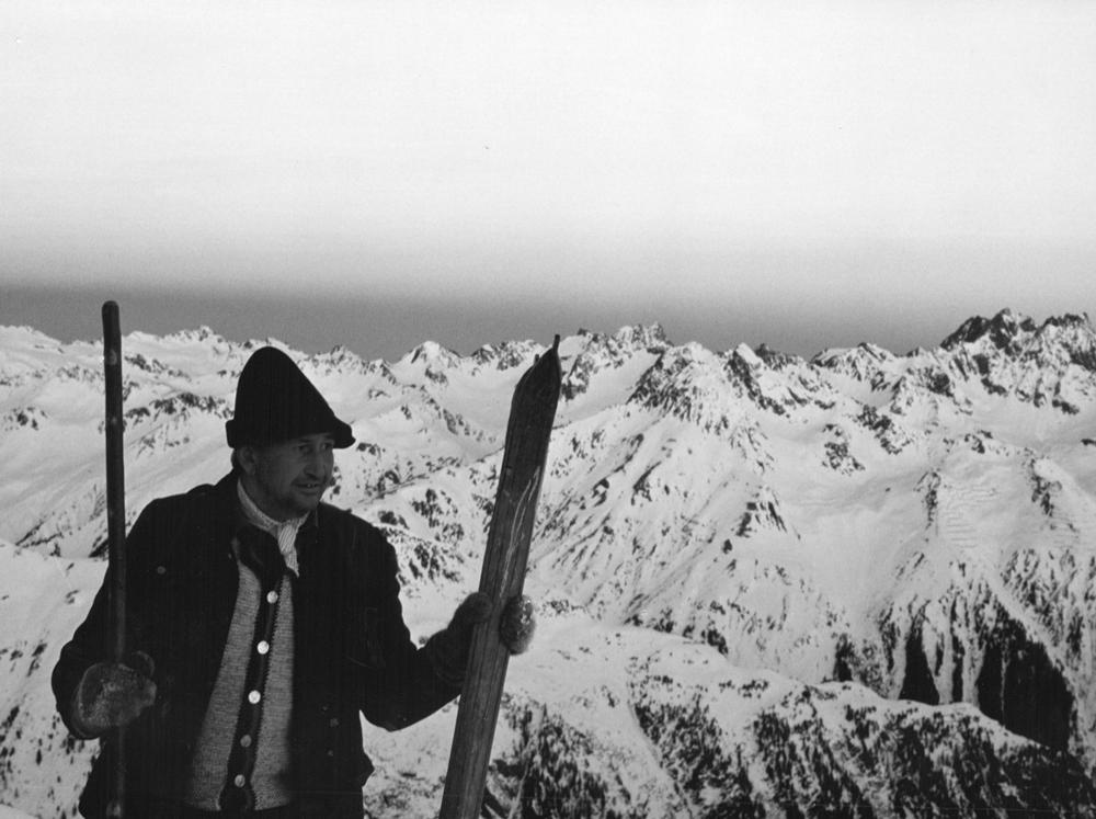 Wintersporters Ischgl