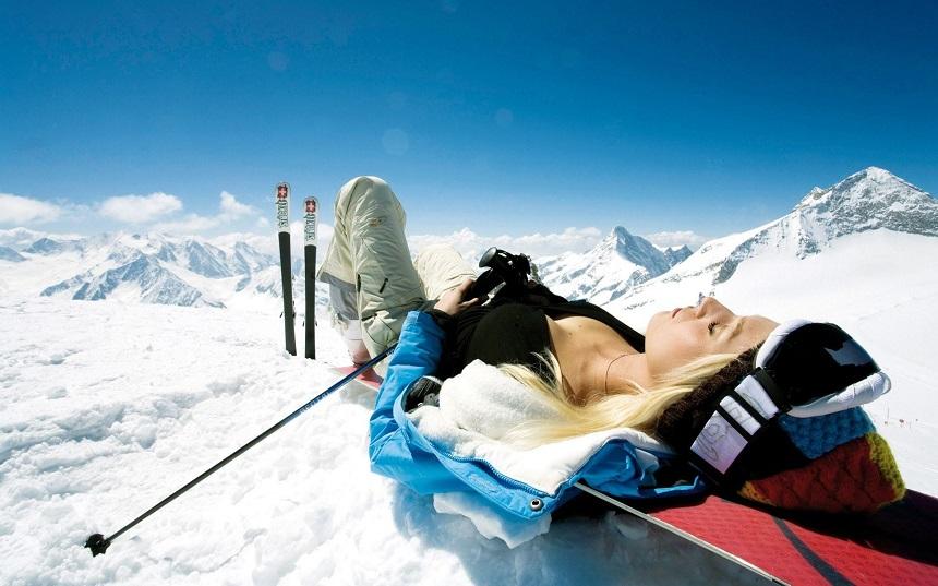 Meenemen op wintersportvakantie.
