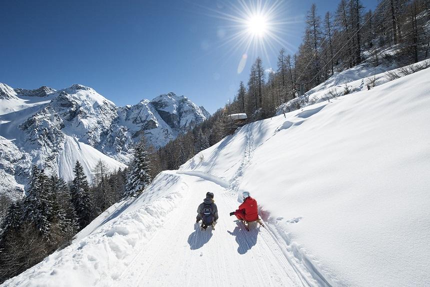 Stubai Vallei in Oostenrijk